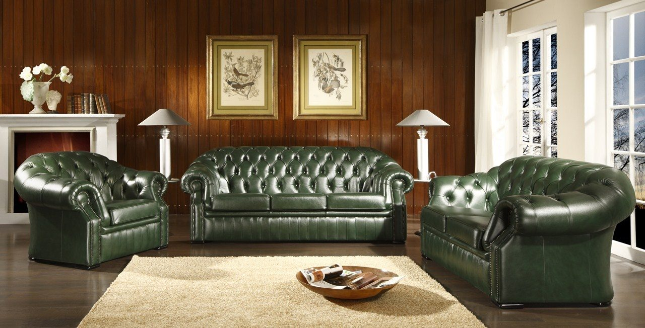 galer a de im genes sof s chesterfield. Black Bedroom Furniture Sets. Home Design Ideas
