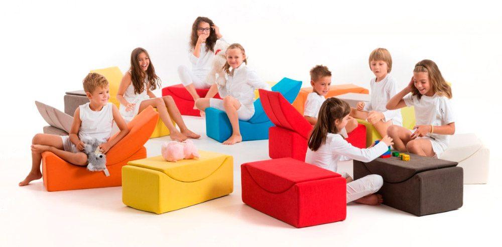 Sill N Infantil Modular Im Genes Y Fotos