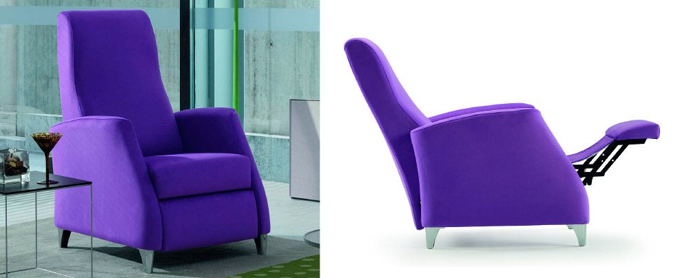 Butacas relax for Sillones electricos ikea