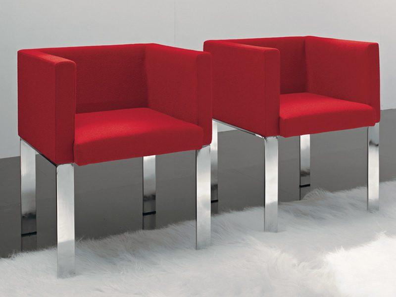 Sillones modernos rojos im genes y fotos - Fotos de sillones ...