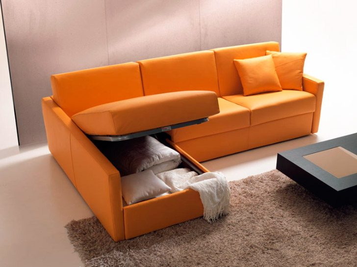 Sof cama chaise longue con almacenamiento im genes y fotos for Sofa cama chaise longue