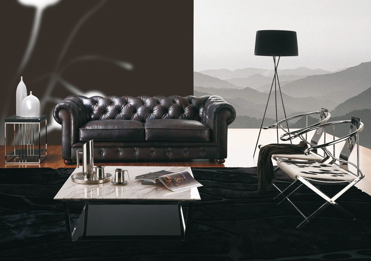 sof chester para un sal n cl sico moderno im genes y fotos. Black Bedroom Furniture Sets. Home Design Ideas