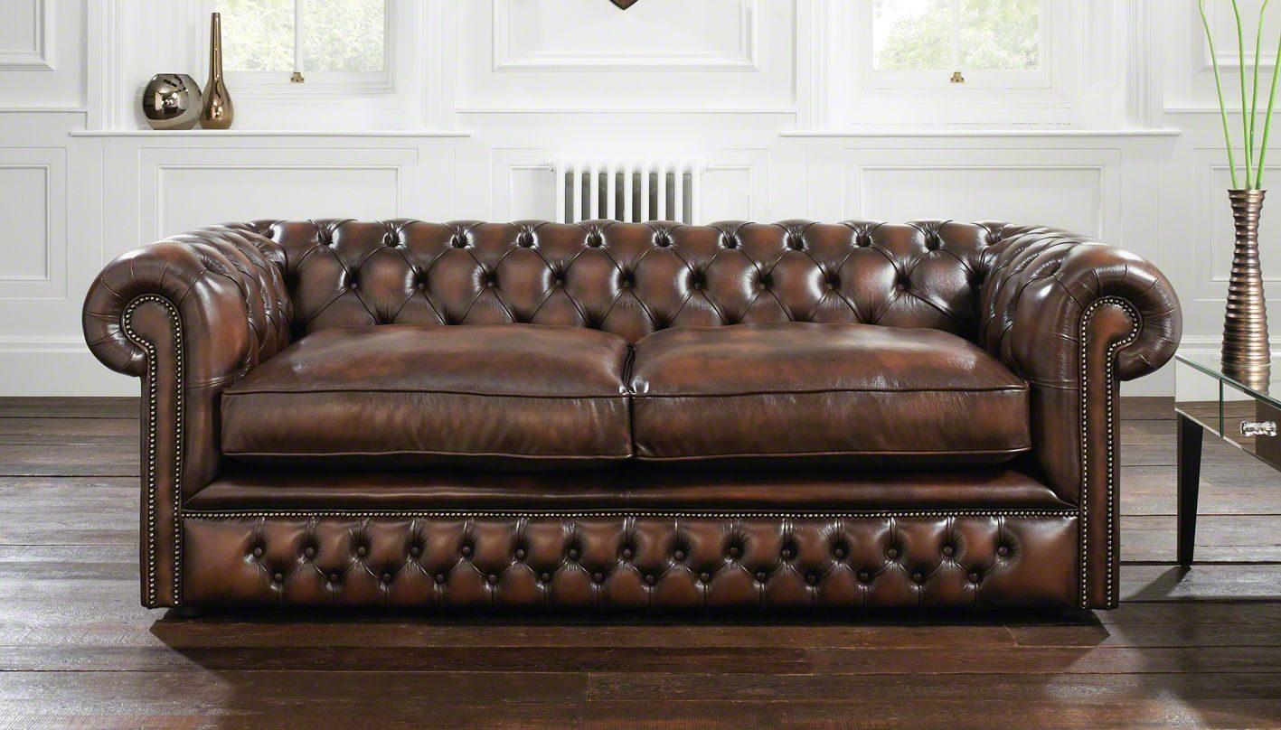 Sof s para la decoraci n de interiores en for Sofas chesterfield baratos