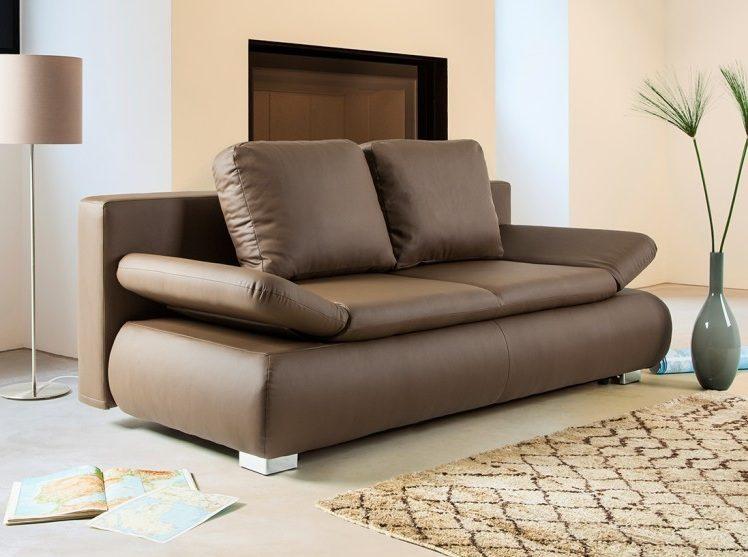 Sof s de cuero for Sofa convertible en cama