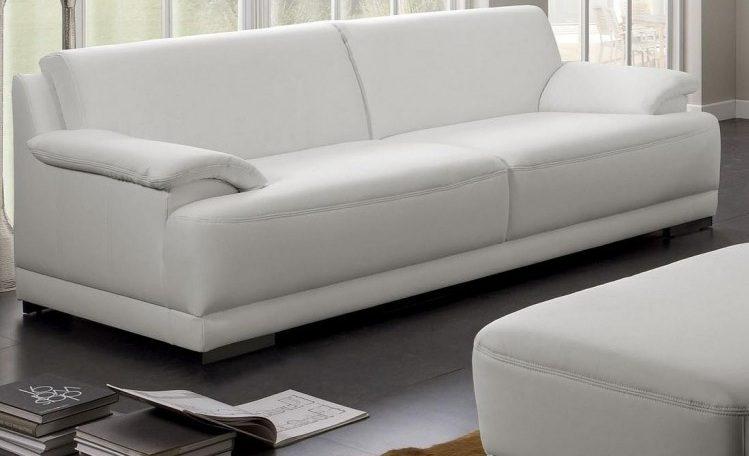 Sof s de piel for Ofertas de sofas en piel