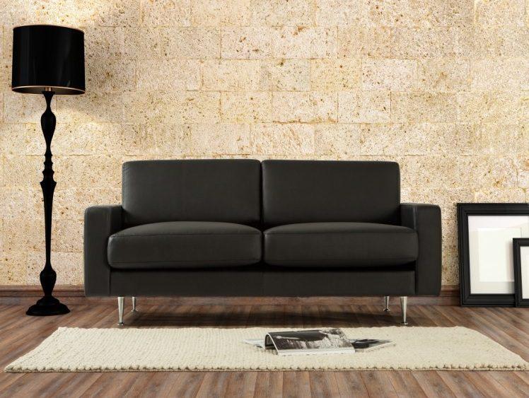 Sof s de piel for Tipos de sofas clasicos