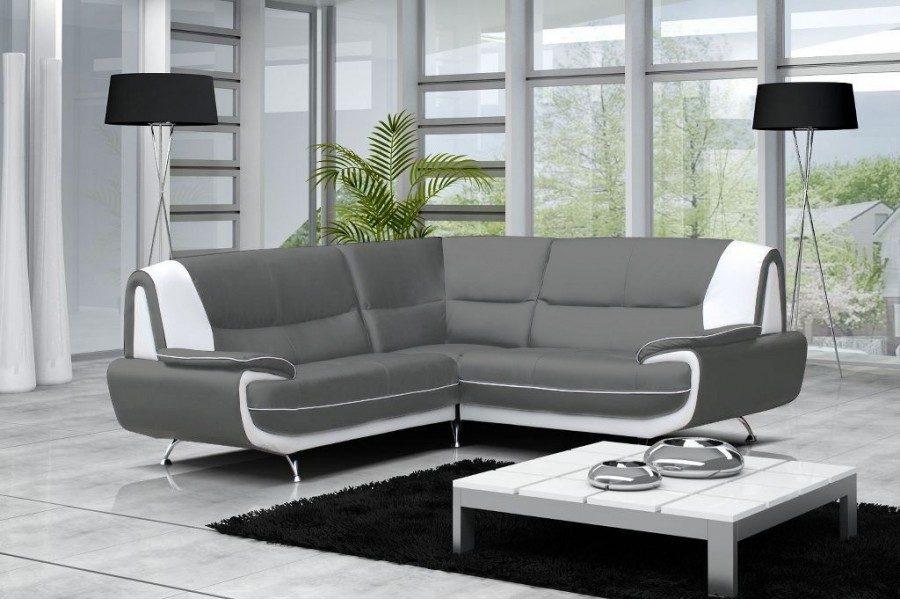 Galer a de im genes sof s modernos - Sofas de dos colores ...