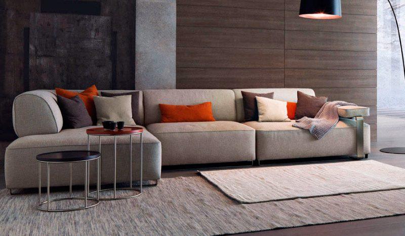 Sof s modulares for Sofa modular gris
