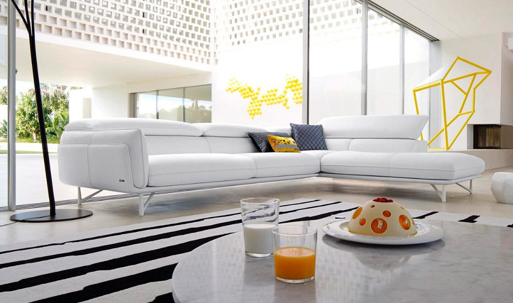 Sof s roche bobois for Sofa rinconera pequeno