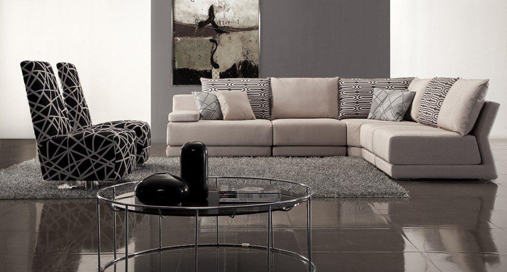 Fotos de sofas modernos sofs negros modernos ideas de for Imagenes de sofas