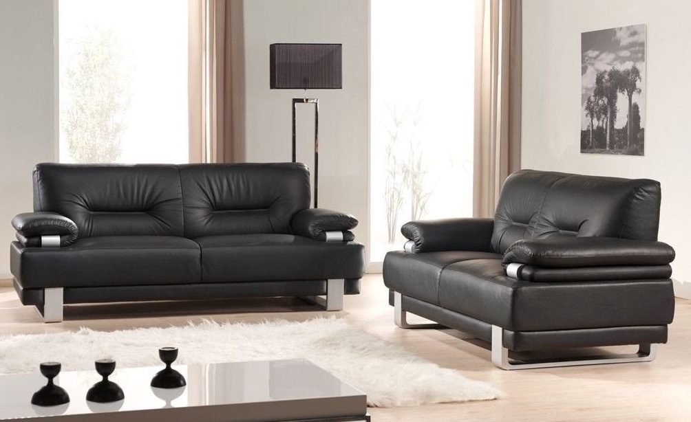 Sof s de 3 2 plazas for Sofas modernos de diseno