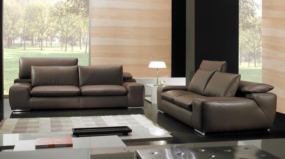 Sof s de cuero for Sofas y sillones de piel