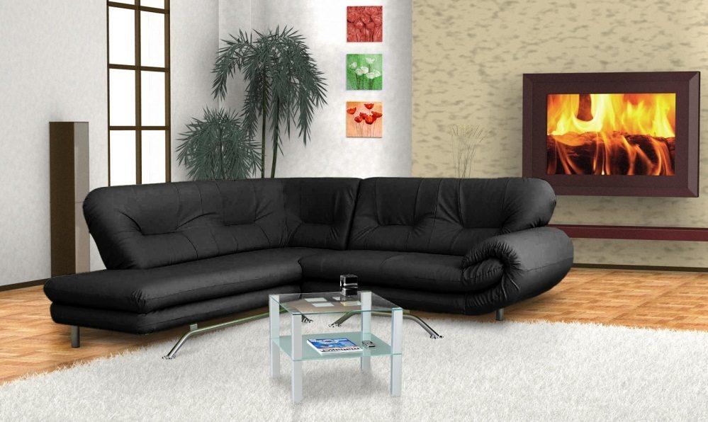 Sof s rinconeras for Sofas modernos para espacios pequenos