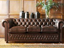 Sof s chesterfield for Sofas clasicos ingleses